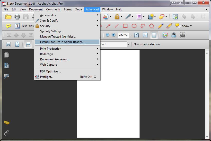 Adobe Reader Professional торрент - фото 3